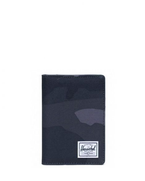 Herschel Raynor Unisex Passport 10373 Night Camo