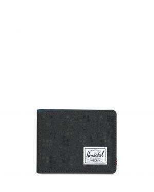 Herschel Roy Unisex Cüzdan 10363 Black/Surf