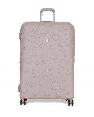 IT Luggage Girl Essentials Büyük Boy Valiz 16-2240-08 Cobblestone