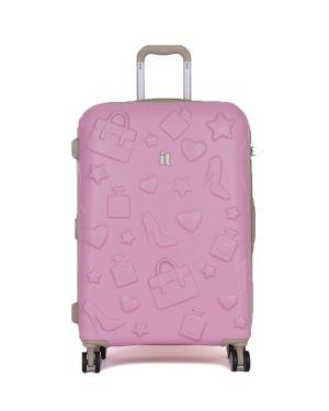 IT Luggage Girl Essentials Büyük Boy Valiz 16-2240-08 Mauve