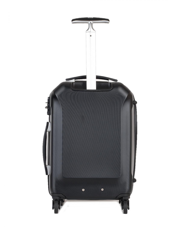 IT Luggage It Aerodynamic Kabin Boy Sert Yüzeyli Valiz 16-2128-04 Mor