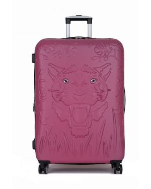 IT Luggage Tiger Eyes Büyük Boy Valiz 16-2251-08 Malaga