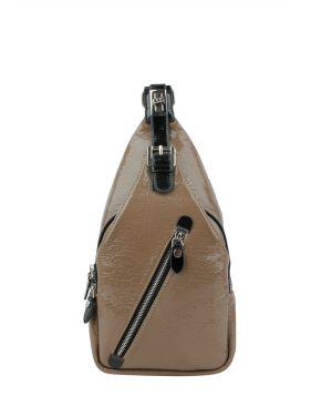 Jacquline Retro Rugan Kadın Body Bag IM231