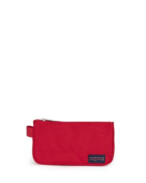 Jansport Medium Accessory Pouch Kalemlik EK0A5BAFN Red Tape