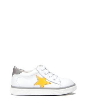 Kifidis-Kids Yıldız Desenli Çocuk Ayakkabısı K761