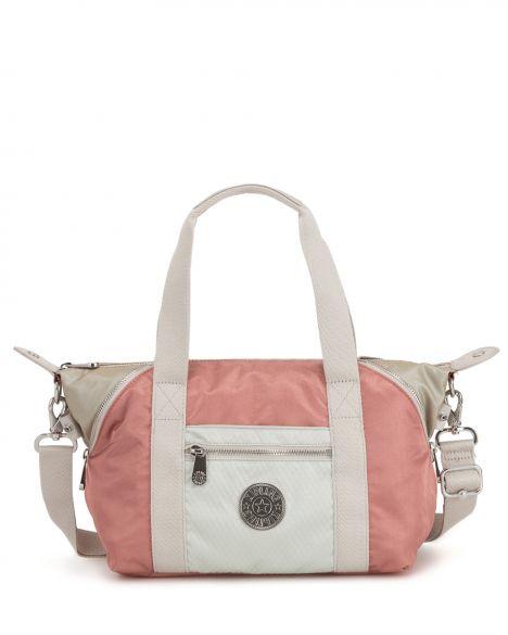 Kipling Art Mini Neenah Lm Kadın El Çantası K13499 Joyous Pink Bl