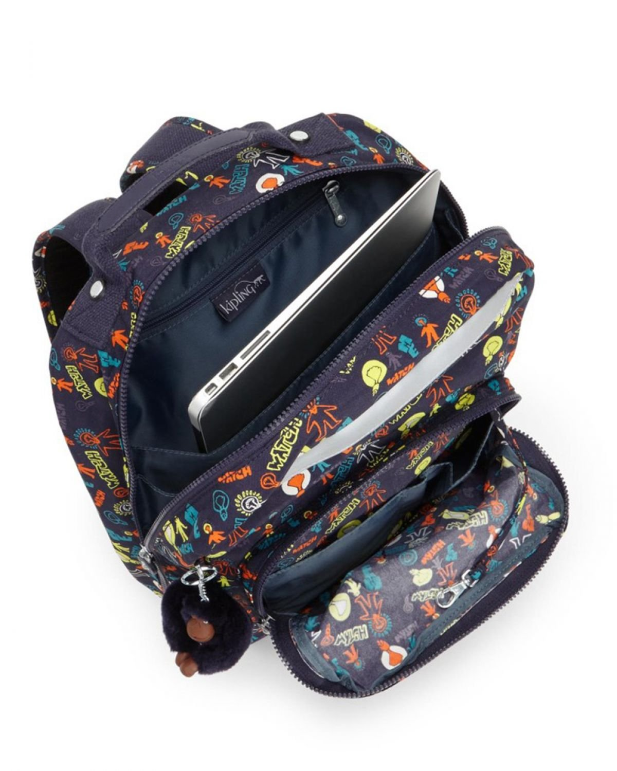 Kipling Ava Back To School Cm İlkokul Çantası K14853 Bright Light