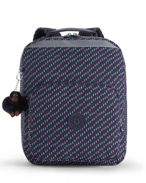 Kipling Ava Back To School Cm İlkokul Çantası K14853 Blue Dash C