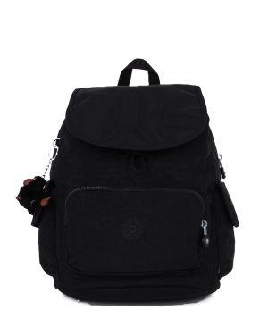 Kipling City Pack S Basic Ewo Kadın Sırt Çantası K15635 True Black