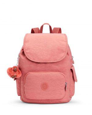 Kipling City Pack S Basic Ewo Kadın Sırt Çantası K15635 Dream Pink