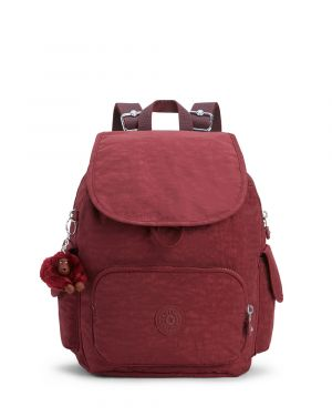 Kipling City Pack S Basic Ewo K15635 Burnt Carmine C