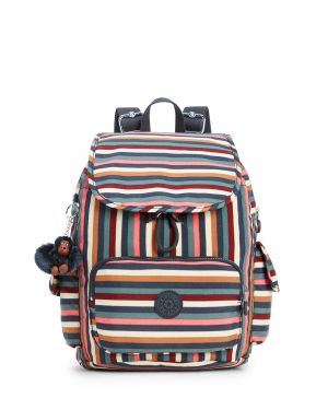 Kipling City Pack S Basic Ewo K15635 Multi Stripesbl