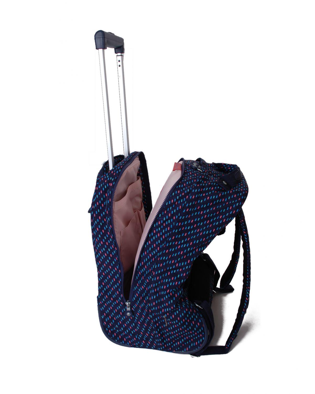 Kipling Clas Soobın L Back To School Cm K15359 Blue Dash C