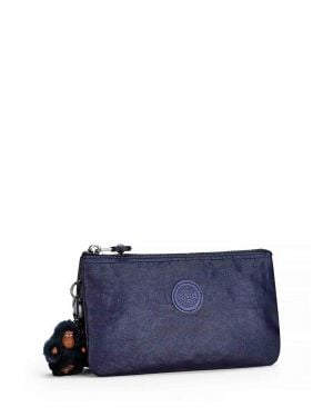 Kipling Creativity L Bp Basic Plus K13093 Lacquer Indigo