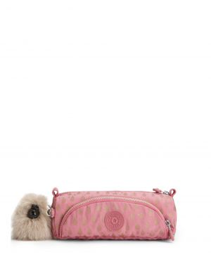 Kipling Cute Back To School Cm K09406 Pink Gold Drop