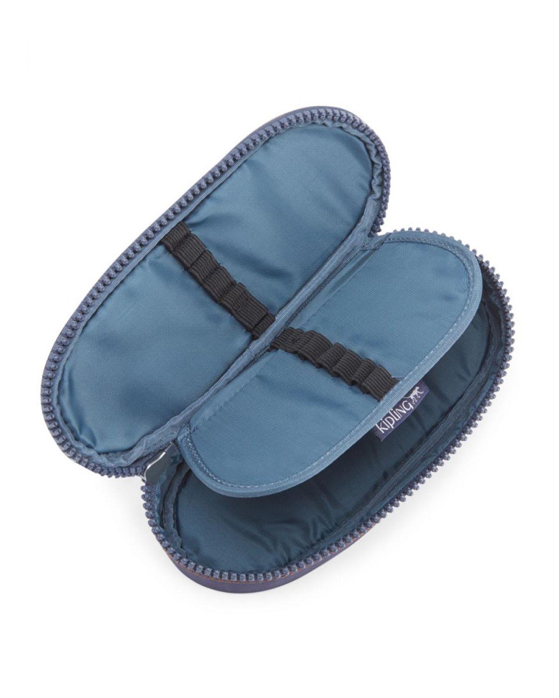 Kipling Duobox Back To School Cm K12908 Blue Tan Block