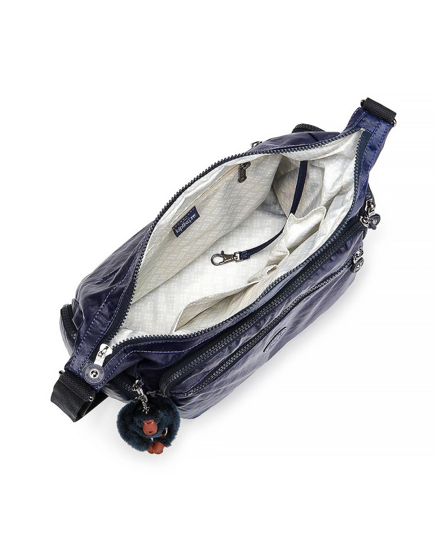 Kipling Gabbie Basic Plus K22621 Lacquer Indigo