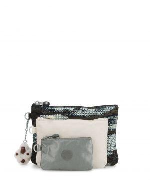 Kipling Iaka Basic Ewo Makyaj Çantası K13625 Dynamic Dots
