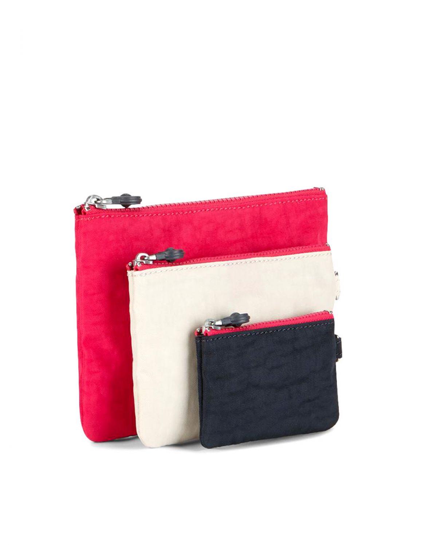 Kipling Iaka Beauty Of Gifting Makyaj Çantası K10978 Cherry Pink