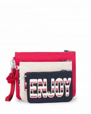 Iaka L Wristlet Beauty Of Gıftıng  Cherry Pink