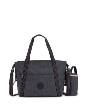 Kipling Little Heart Peppery Ewo K14510 Active Denim