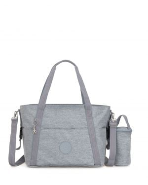Kipling Little Heart Peppery Ewo K14510 Cool Denim