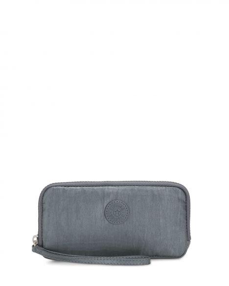 Kipling Zora Basic Plus K13984 Stell Grey