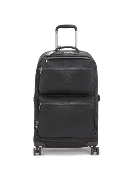 Kipling City Spinner M Basic Orta Boy Valiz KI6937 Black Noir