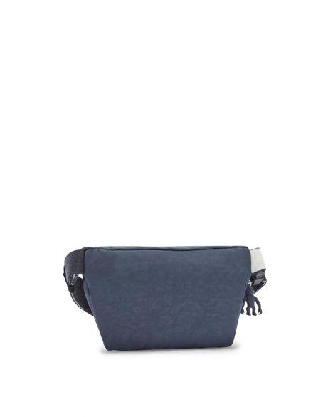 Kipling New Fresh Basic Kadın Bel Çantası KI6600 Grey Slate Bl