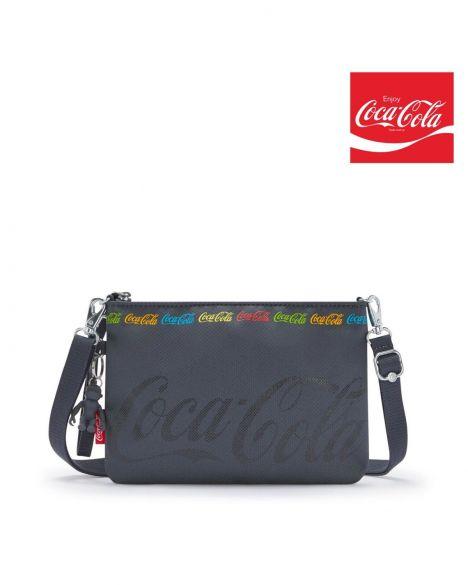 Kipling Raina Coca-Cola Çapraz Askılı Kadın Çantası KI3641 Cc Graphics