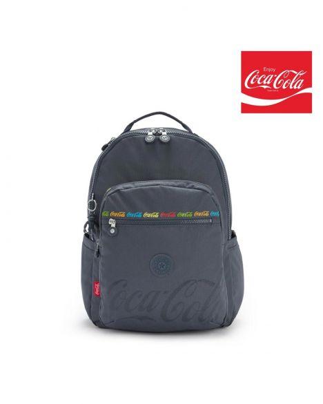 Kipling Seoul Coca-Cola Sırt Çantası KI6144 Cc Graphics