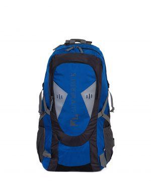 Outdoor Dağcı Sırt Çantası 50L  Mavi - Siyah
