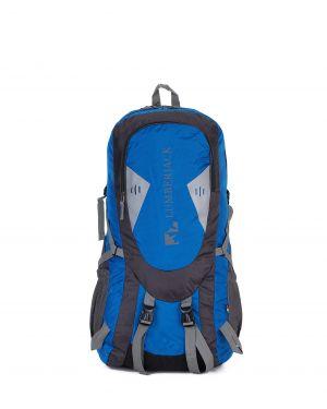 Outdoor Dağcı Sırt Çantası 70L  Mavi - Siyah
