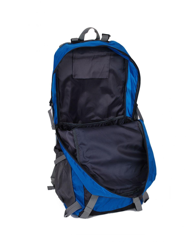 Lumberjack Dağcı Sırt Çantası 80L LMÇAN7385 Mavi - Siyah