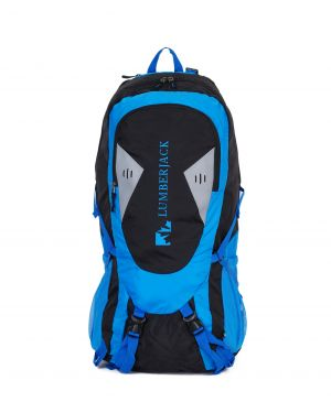 Outdoor Dağcı Sırt Çantası 80L  Mavi - Siyah