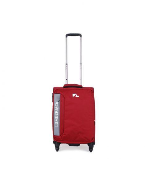 Lumberjack Ön Bölmeli Kabin Boy Valiz LMVLZ9003C Kırmızı