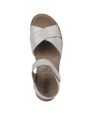 Kifidis Çapraz Bantlı Kadın Sandalet Mia 01 Ac