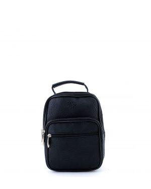 My Luggage Önü İki Bölmeli Erkek Çapraz Askılı Çanta 30030 Siyah