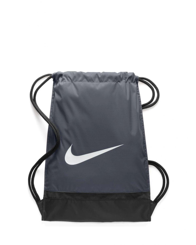 Nike Brasilia Sırt Çantası BA5338 Gri