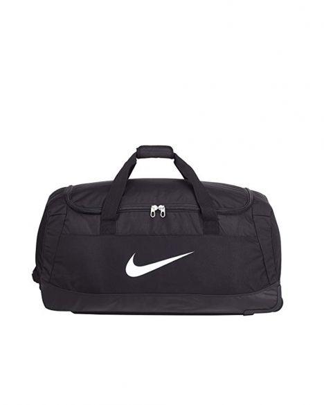 Nike Club Team Swoosh Roller Spor Çantası BA5199 Siyah