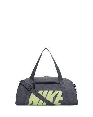 Nike Gym Club Spor Çantası BA5490 Gri - Yeşil
