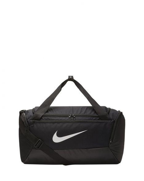 Nike Brasilia Spor Çantası BA5957 Kırçıllı Siyah