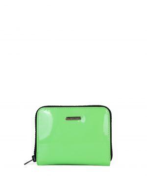 Ollbag Mini Kartlık Bölmeli Kadın Cüzdanı OL-1090 Yeşil