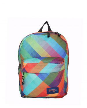 PUG Laptop Bölmeli Sırt Çantası 8053 Multicolor