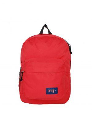 PUG Laptop Bölmeli Sırt Çantası 8053 Kırmızı