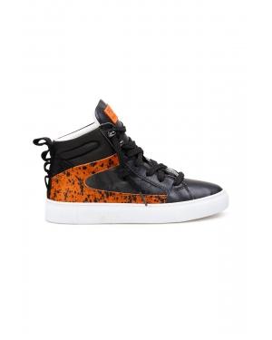 Pegia Hakiki Deri Kadın Sneaker LA1204