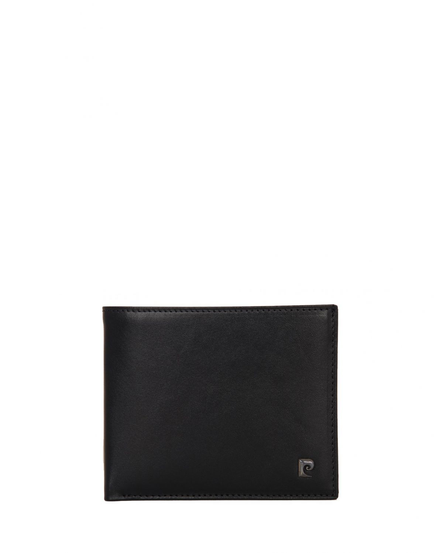 Pierre Cardin 6 Kartlıklı Erkek Cüzdanı 2368 Lacivert - Kırmızı