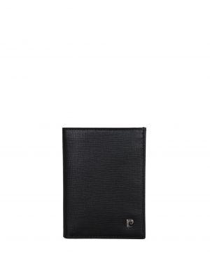 Pierre Cardin Altı Kartlık Erkek Cüzdanı 2735 Siyah - Yeşil