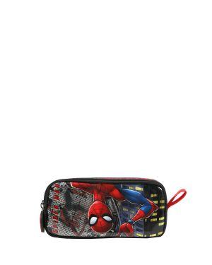 Spiderman Due Upside Down Kalemlik  Kırmızı - Siyah