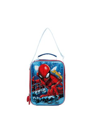 Spider-Man Spiderman Salto Lets Beslenme Çantası 5239